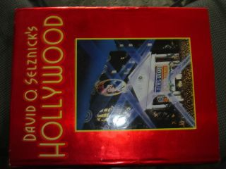 David O Selznick s HOLLYWOOD 1980 Big beautiful hardbound table book