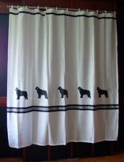 Golden Retriever Dog Shower Curtain Our Original Design
