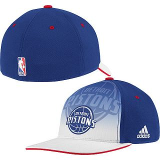 DETROIT PISTONS NBA AUTHENTIC DRAFT DAY FLEXFIT HAT CAP Sz SML MED