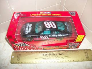 Car Toy Heilig Meyer Model Vib Dick Trickle 1998 Anniversary