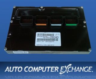 Dodge Intrepid Engine Computer ECM PCM ECU Replacement