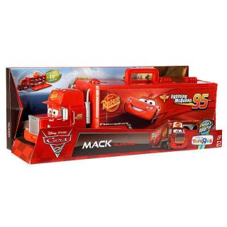 Exclusive Disney Pixar Cars 2 Mack Carry Case zTS