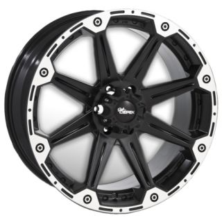 20x9 Dick Cepek Torque Wheels 5x5 5 Bolt Pattern