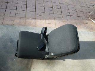 Dodge Power Wagon RAM Jump Seat Consol
