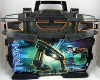 tron legacy recognizer diecast vehicle carrying case description
