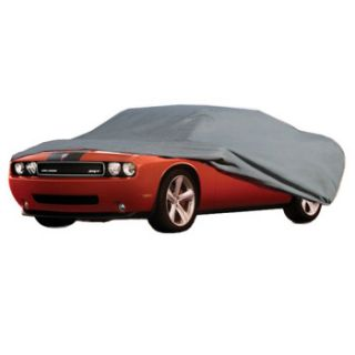 2012 Dodge Challenger Custom Fit Car Cover 4 Layer Gray Rampage