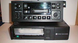 85 DODGE RAM TRUCK DAKOTA RADIO STEREO CD CHANGER CASSETTE PLAYER