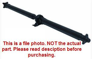 03 04 Ford F250 Super Duty Rear Drive Shaft