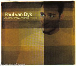 Paul Van Dyk Another Way Avenue Mixed UK 3 TK CD Single PT 2