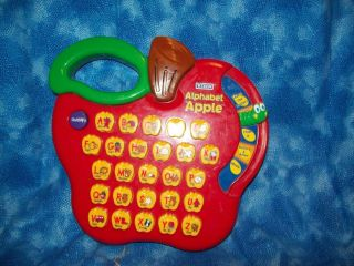Vtech Alphabet Apple Electronic Educational Toy