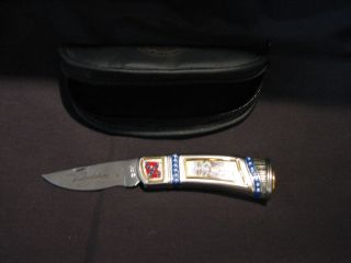 Franklin Mint Robert E Lee Collectors Knife