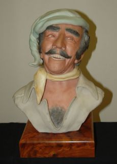 Edward Rohn GYPSY Premium Bust / Hand Signed / Museum Quality / 1972