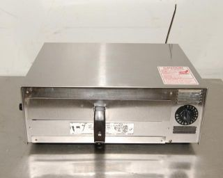 Wisco Electric Countertop Pizza Oven Model 412 5NCT
