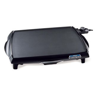 Presto Tilt N Drain Big Griddle Cool Touch Electric Griddle Model