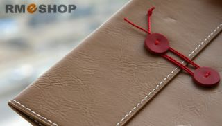 Apple MacBook Air 11 Leather Envelope Sleeve Laptop Case Bag @ UK