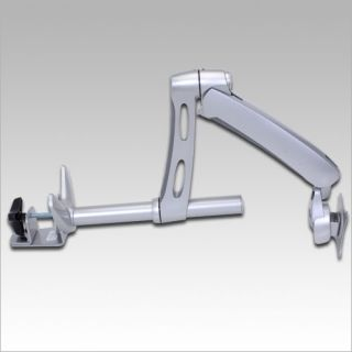 ERGOTRON 45 179 194 Lx LCD Desk Monitor arm grey up to 24 LCDs