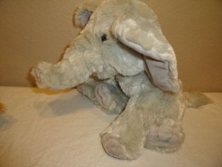 Kohls Cares for Kids Elephant Animal Planet Super Soft Plush Kohls 11