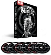 Zakk Wylde Signature Edition Guitar Apprentice Series 6 DVD Set New