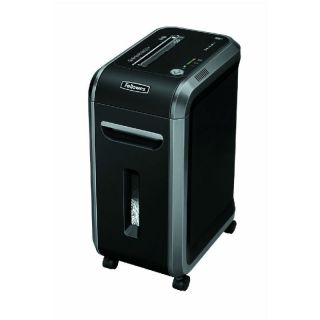 Fellowes Powershred Shredder Heavy Duty Cross Cut 17 Sheet Paper