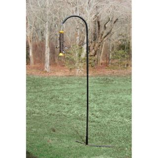 Droll Yankees Sheperds Envy Pole Bird Feeder Pole 68