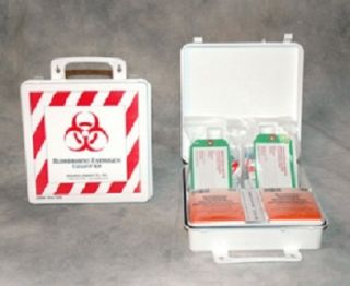 Clean Up Kit BBP Spill Kit First Aid Kit Medical Supplies