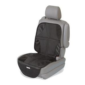 Summer Infant Duomat Duo Mat 2 in 1 Car Seat Protector Pad Black