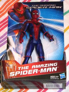 The Amazing Spider Man The Movie Action Figure