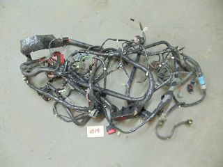 2003 Ford Mustang GT Convertible body wiring harness with Mach 1000