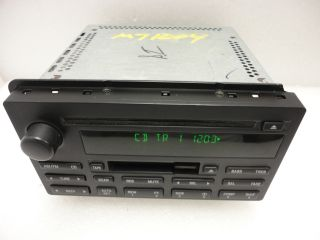 2003 2004 2005 2006 Ford Expedition CD Player Radio TAPE3L1T 18C868 AA
