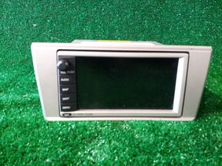 2004 Lincoln LS Ford DASH NAVIGATION GPS CD RADIO STEREO PLAYER 4W4T
