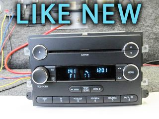Ford  Disc Player Radio 2009 2010 2011 F150 F250 CD