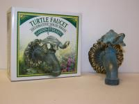 solid brass turtle outside faucet lawn garden