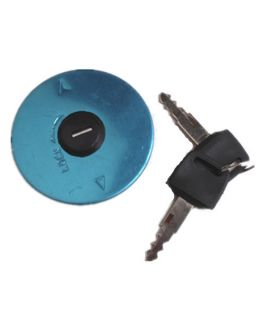 Fuel Gas Cap Cover 2X Key ( the key is a blank one ,not a chip one