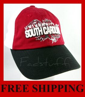 USC South Carolina Gamecocks Hat Baseball Ball Cap New