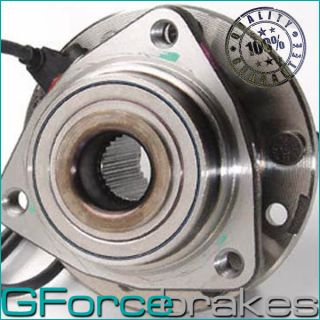 Front Wheel Bearing for Chevrolet Blazer S10 4 Wheel ABS 4WD