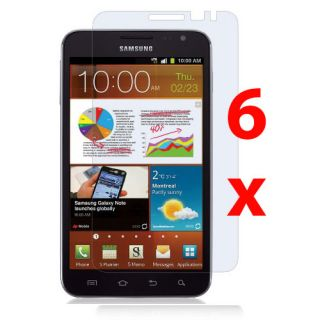 LCD Screen Protector Cover for at T Samsung Galaxy Note I717