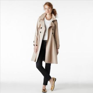 New Auth Kate Spade New York Garance Dore Dianne Trench Coat $645