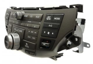 08 09 Honda Accord Navigation GPS Radio Stereo Receiver XM Satellite