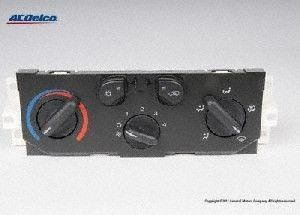 2004 2012 GM CHEVY COLORADO GMC CANYON A C CONTROL HEAD SWITCH