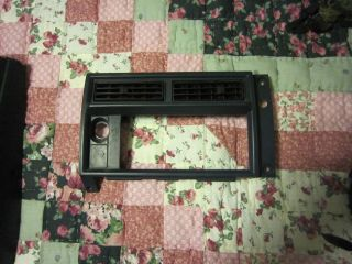 87 94 CHEVY S10 TRUCK BLAZER JIMMY RADIO TRIM DASH BEZEL 88 89 90 91