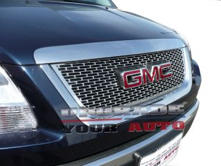 2007 2012 GMC Acadia Chrome Grille Insert Grille