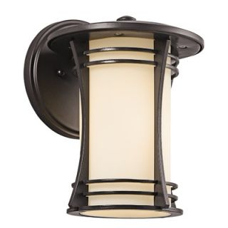 Kichler Courtney Point 10 One Light Outdoor Wall Lantern in