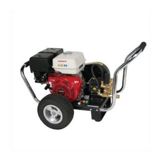 Simpson Water Blaster 3200 PSI Cold Water Gas Powered Pressure Washer