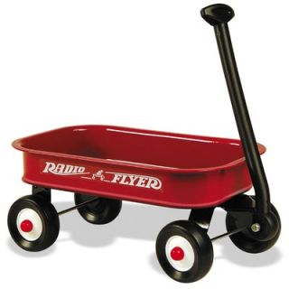 Radio Flyer Little Red Wagon