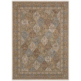 Shaw Rugs Arabesque Stratford Light Blue Multi Rug   3K0 01110