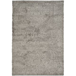 Safavieh Florida Shag Dark Grey Rug   SG460 8013