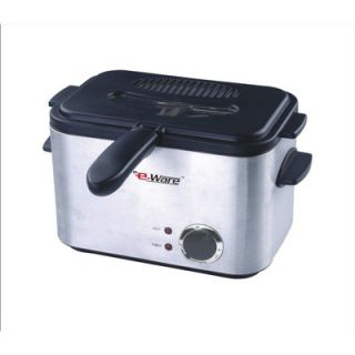 Ware Rectangular Mini Deep Fryer   EW 6K116