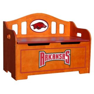 Fan Creations NCAA Stained Kids Storage Bench   C0515 Tennessee