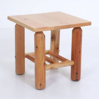 Moon Valley Rustic End Table