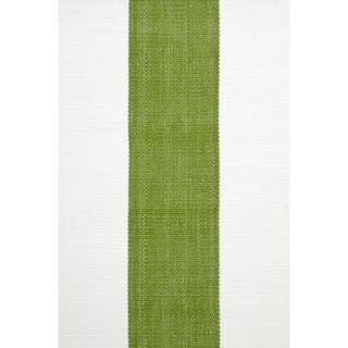 Dash and Albert Rugs Woven Lakehouse Sprout/White Rug
